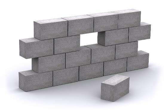 concrete block icon