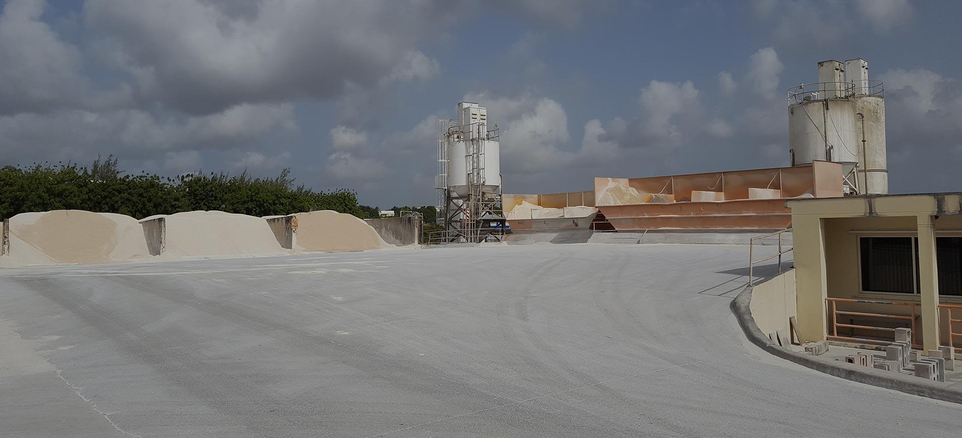Concrete plant